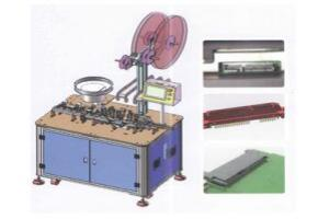 SATA HDD 22PIN自动插金属脚、组装螺母设备