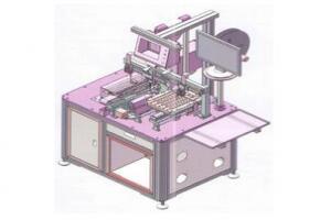 吹盘对载带CCD检测包装机