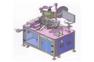 管对载带CCD检测包装机