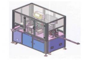 流水线对载带CCD检测包装机